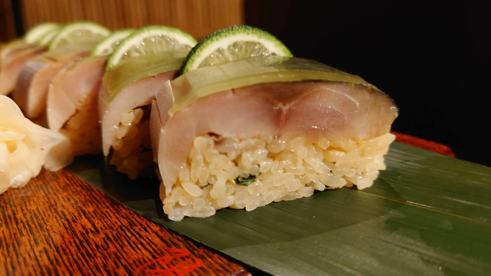 鯖寿司_011